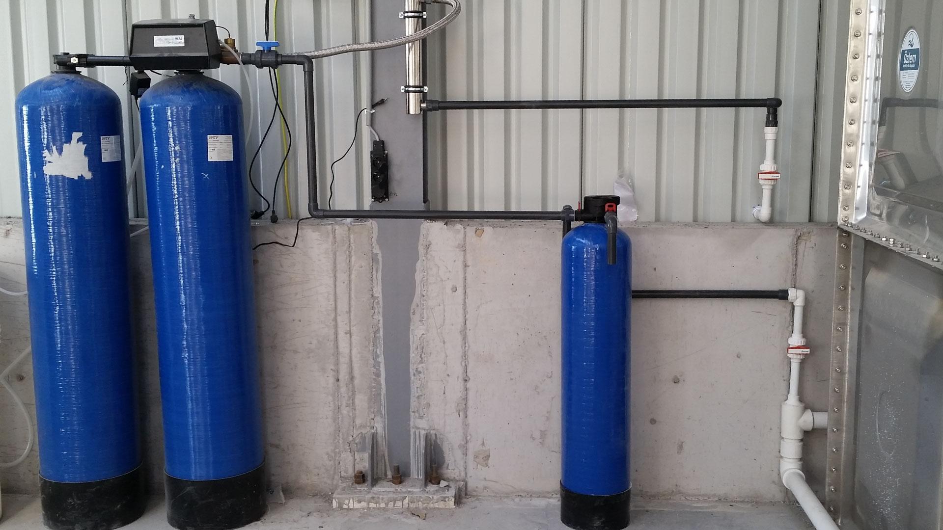 Dolamit Su Filtrasyon Sistemleri