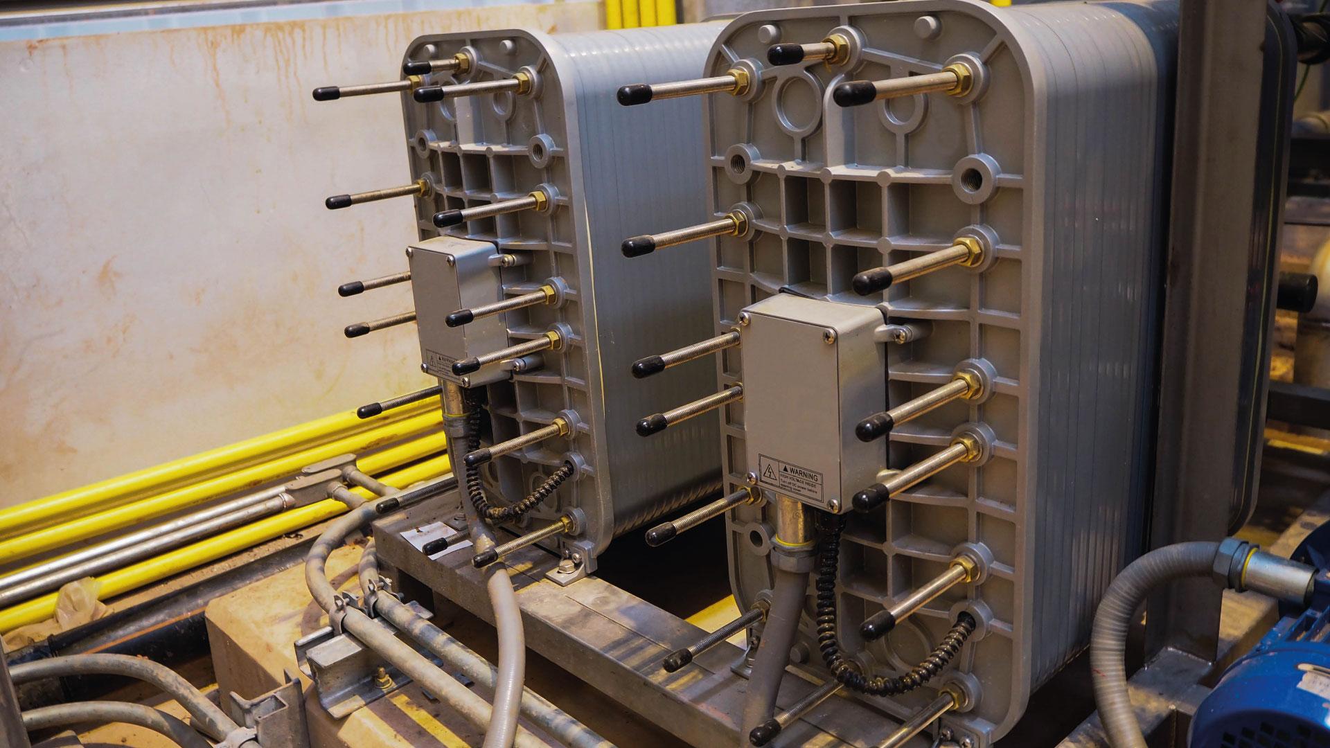 Elektrodeiyonizasyon-EDI Teknolojisi