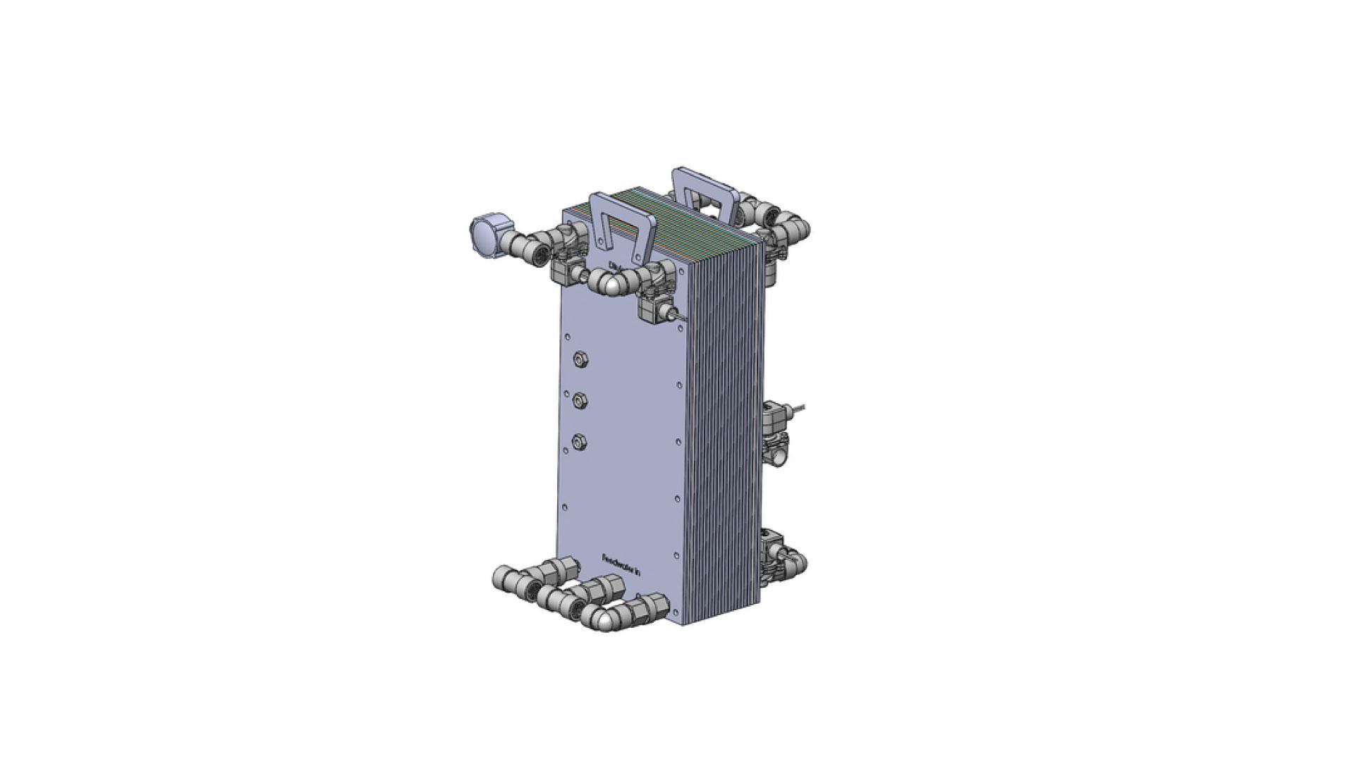 EDR (Electrodialysis Reversal) Teknolojisi