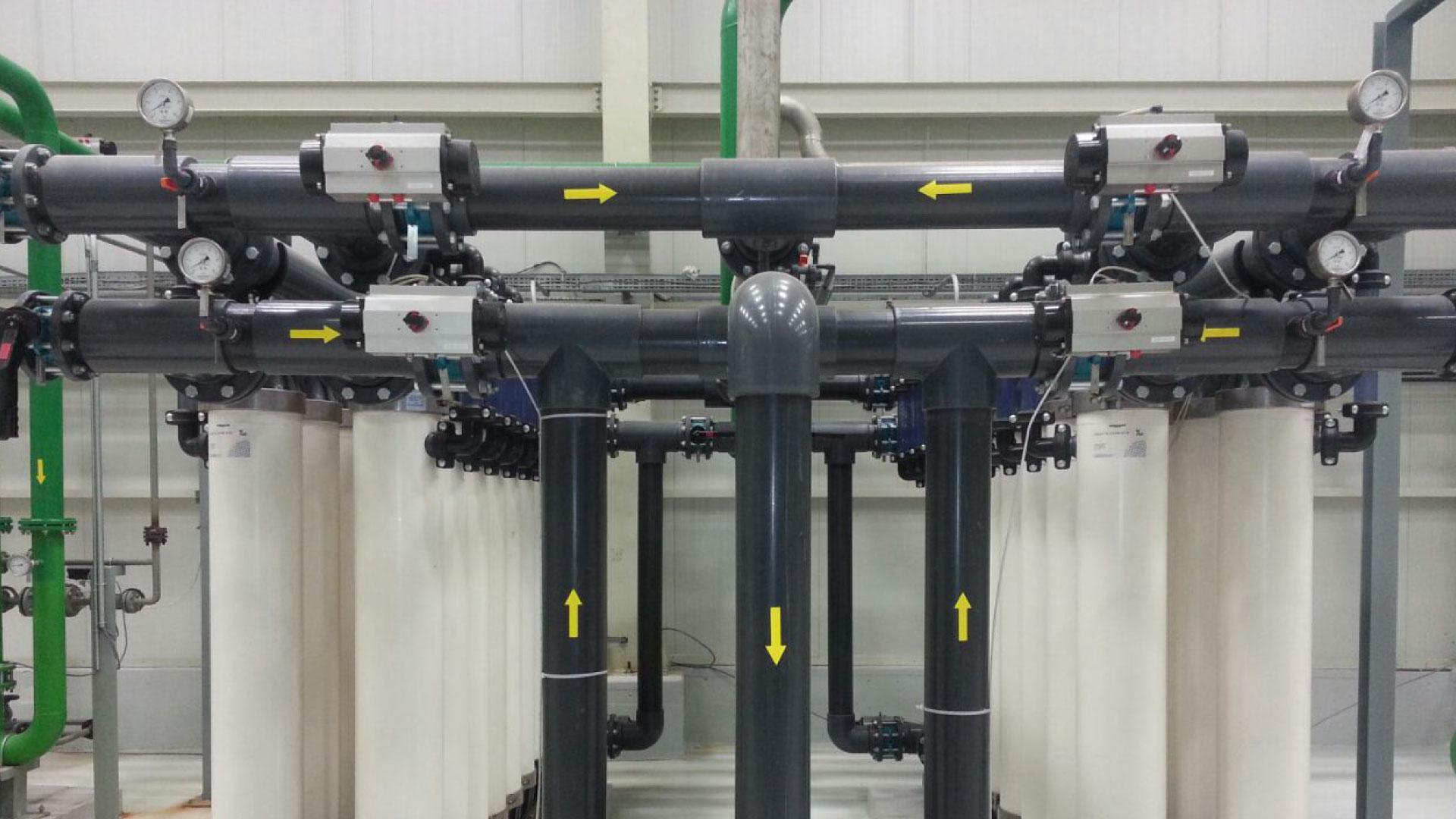 Ultrafiltrasyon Sistemleri